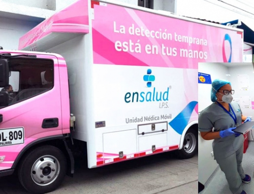 Ensalud medical service institution acquires Agfa's DR 18M Detector for its Mobile Medical Unit in Colombia.