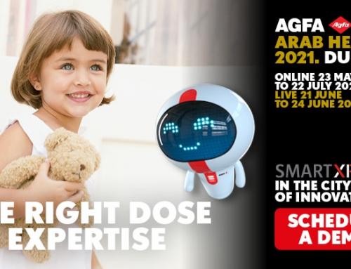 @Arab Health 2021 : SmartXR in the city of innovation