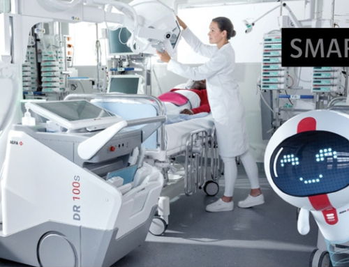 SmartXR Assistent puts X-ray intelligence at work – SmartPositioning