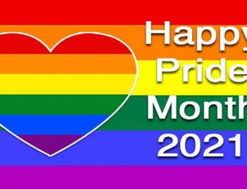 Celebrating End Of Pride Month: June 2021