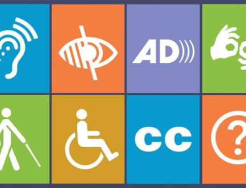 Website accessibility for disabled visitors
