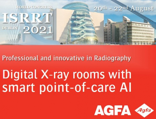 At ISRRT 2021, Agfa delivers on its promise of intelligent, meaningful answers to transform digital radiography