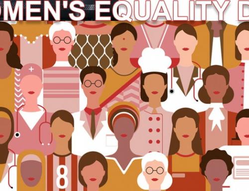 #WomensEqualityDay