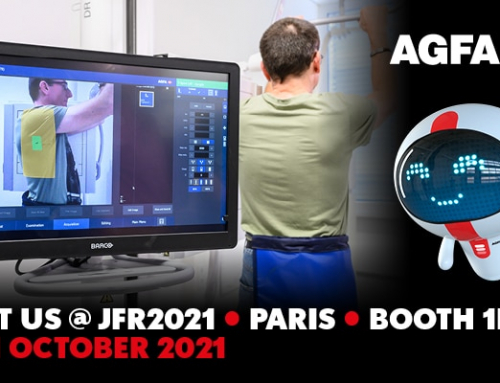 #JFR2021, Agfa showcases intelligent, meaningful answers to deliver sustainable imaging.
