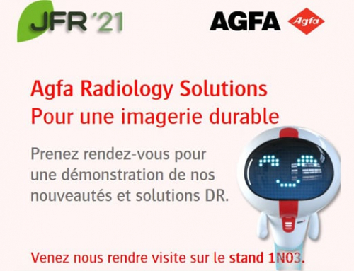 At JFR 2021, Agfa showcases intelligent, meaningful answers to deliver sustainable imaging
