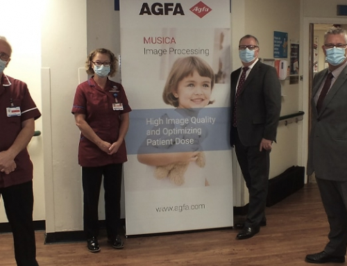 Royal Bolton Hospital chooses to install three Agfa DR 600 fully automated direct radiography rooms.