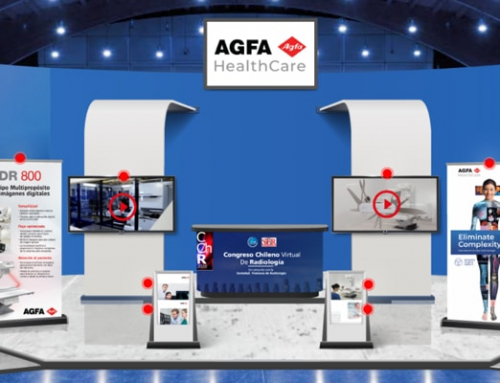 Agfa participates in the Chilean Congress of Radiology, organized by SOCHRADI.